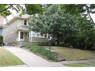 Toledo Multi Family Home For Sale: 512 Islington Street