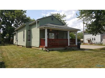 Toledo OH Multi Family Home For Sale: $49,900