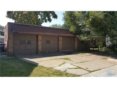 Toledo OH Multi Family Home For Sale: $99,000