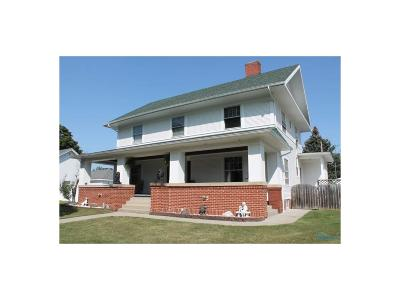 Maumee Single Family Home For Sale: 229 E Dudley Street