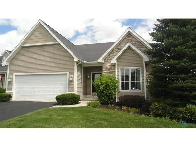 Perrysburg Condo/Townhouse For Sale: 3253 Rivers Edge Drive