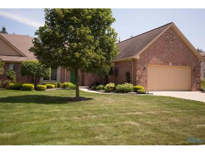 Maumee Condo/Townhouse For Sale: 3905 Deer Valley Lane
