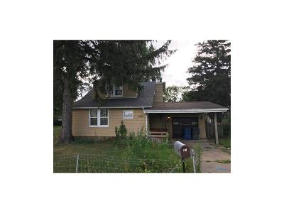 Toledo Single Family Home For Sale: 644 Elmdale Road