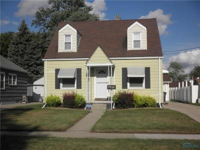 Toledo Single Family Home For Sale: 641 Barclay Drive