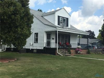 Maumee Single Family Home For Sale: 2608 7th Street