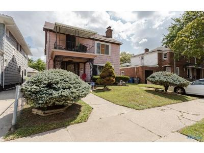 Toledo Multi Family Home For Sale: 1514 Potomac Drive