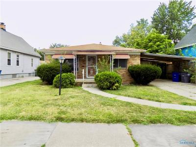 Toledo Single Family Home For Sale: 629 Russell Street