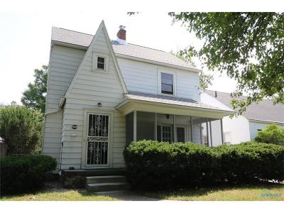 Toledo Single Family Home For Sale: 4208 Templar Road