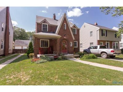 Toledo Single Family Home For Sale: 3811 Rushland Avenue