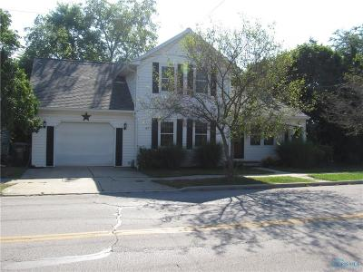 Maumee Single Family Home For Sale: 312 River Road