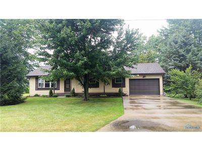 Single Family Home For Sale: 15612 Steen Road