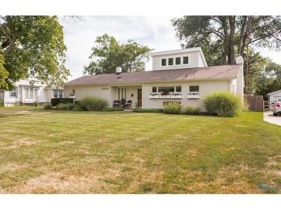 Single Family Home For Sale: 2629 Overbrook Drive