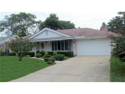 Single Family Home For Sale: 3025 Dorian Drive