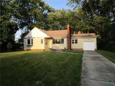 Toledo OH Single Family Home For Sale: $30,000
