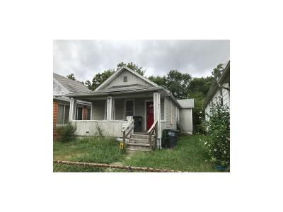Toledo Single Family Home For Sale: 1026 Orchard Street