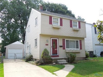 Toledo Single Family Home For Sale: 4544 Ruxton Road