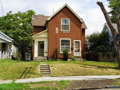 Toledo OH Multi Family Home For Sale: $17,900
