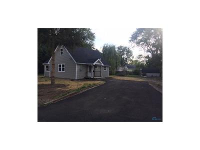 Toledo Single Family Home For Sale: 427 Teal Drive