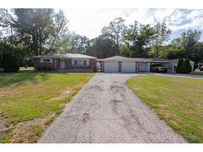 Toledo Single Family Home For Sale: 639 N Centennial Road