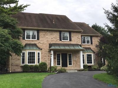 Sylvania Single Family Home For Sale: 7205 Oak Hill Drive