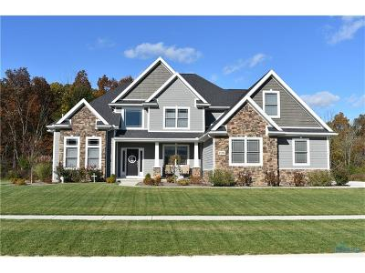 Perrysburg Single Family Home For Sale: 15596 John F McCarthy Way