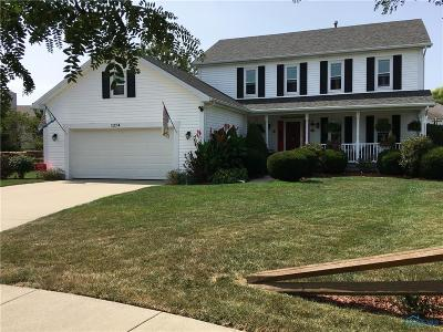 Perrysburg Single Family Home For Sale: 1374 Doncogan Court