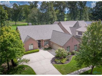 Sylvania Single Family Home For Sale: 4726 Fairway Lane