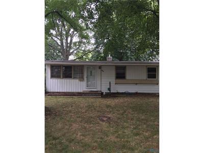 Maumee Single Family Home For Sale: 1305 Hugo Street
