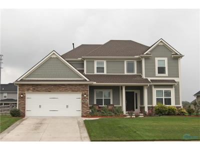 Maumee Single Family Home Contingent: 7656 Lonetree Court