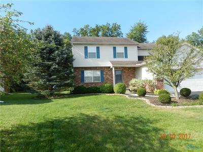 Holland Single Family Home For Sale: 646 Highland Creek Court