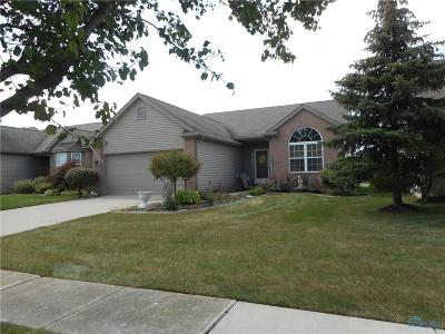 Maumee Single Family Home For Sale: 4804 Port Drive