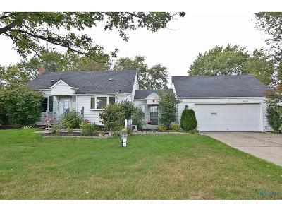 Sylvania Single Family Home For Sale: 9462 Sylvania Avenue