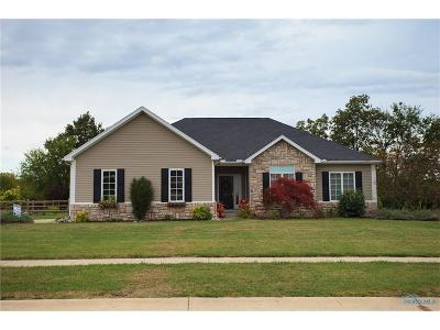 Waterville Single Family Home Contingent: 7856 Dana Rae Drive