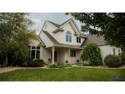 Maumee Single Family Home For Sale: 8103 N Bridge Way