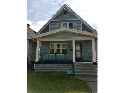 Toledo OH Single Family Home For Sale: $25,000