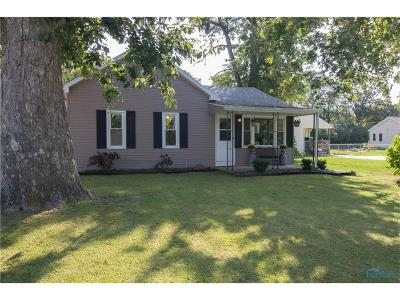 Perrysburg Single Family Home For Sale: 26760 Lime City Road