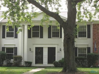 Maumee Condo/Townhouse Contingent: 6651 Garden Road #6651