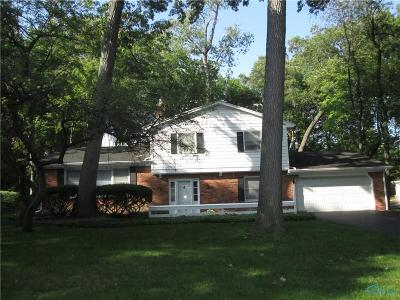 Sylvania Single Family Home Contingent: 5942 Indian Trail