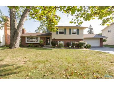 Toledo Single Family Home For Sale: 1913 Oaklawn Drive