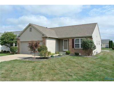 Maumee Single Family Home For Sale: 7380 Anchorage