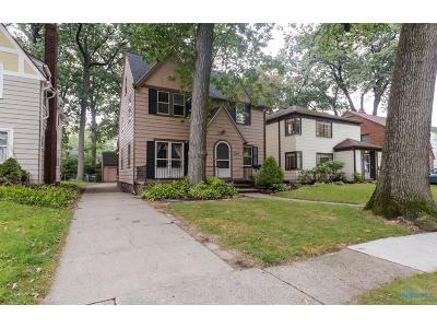 Toledo OH Single Family Home For Sale: $109,900