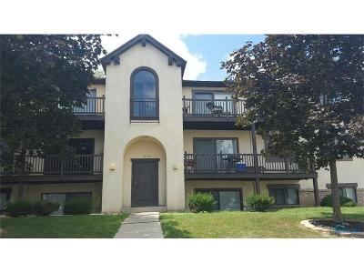 Toledo OH Condo/Townhouse For Sale: $27,000