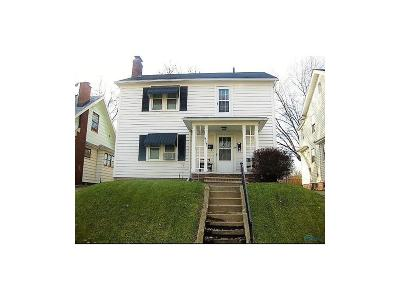 Toledo OH Multi Family Home For Sale: $50,000