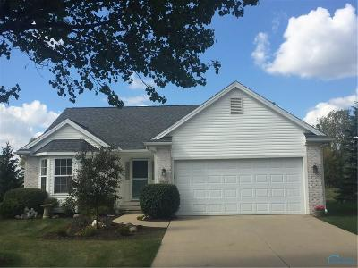 Maumee Single Family Home For Sale: 7393 Anchorage Drive
