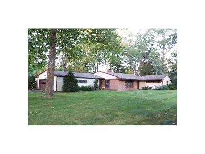 Toledo Single Family Home For Sale: 4836 S Crestridge Road
