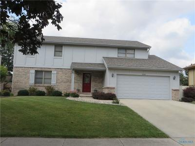 Maumee Single Family Home Contingent: 2207 Willowtree Lane