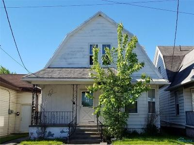 Toledo Single Family Home For Sale: 1224 Nevada Street