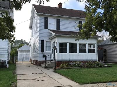 Toledo Single Family Home For Sale: 815 Kipling Drive