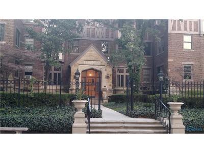 Toledo Condo/Townhouse For Sale: 2200 Scottwood Avenue #214