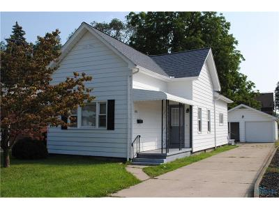 Toledo Single Family Home For Sale: 4318 Bellevista Drive